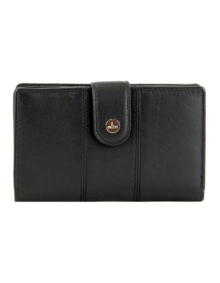 Rfid Bifold Wallet In Black Cwi231 image 1