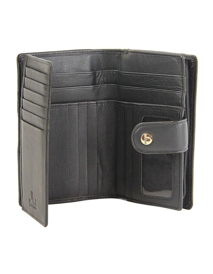 Rfid Bifold Wallet In Black Cwi231 image 2