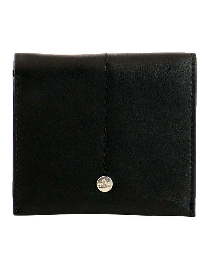 CWQ206 Fairview Flap Over Black Wallet image 1