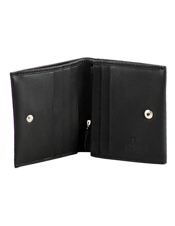 CWQ206 Fairview Flap Over Black Wallet image 2