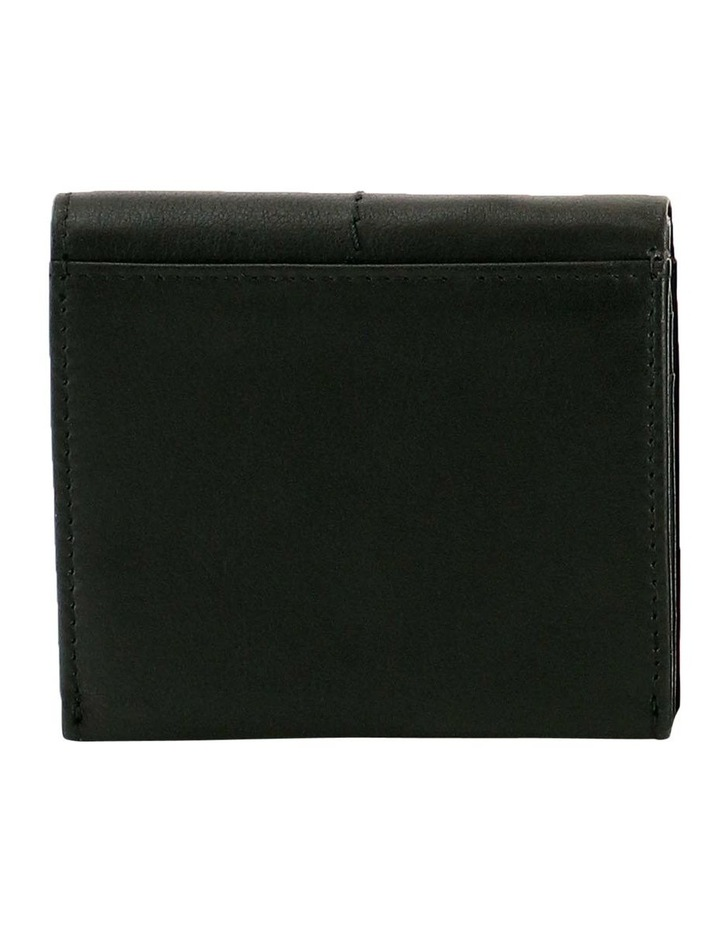 CWQ206 Fairview Flap Over Black Wallet image 3