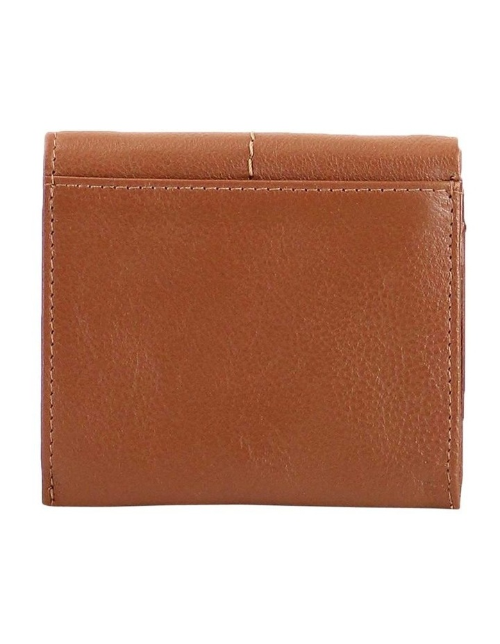 CWQ206 Fairview Flap Over Tan Wallet image 3