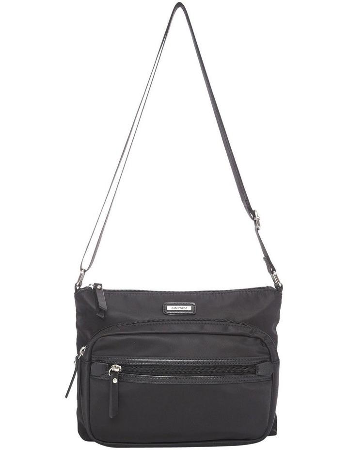JWL015 Trip Zip Top Crossbody Bag image 1