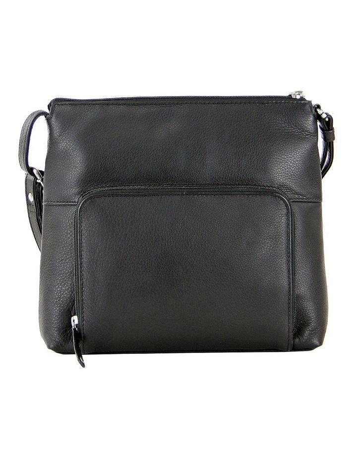 JWP130 Trekker Zip Top Crossbody Bag image 3