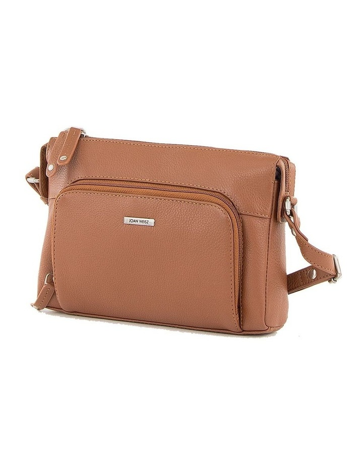 JWR010 Jetty Zip Top Crossbody Bag image 2