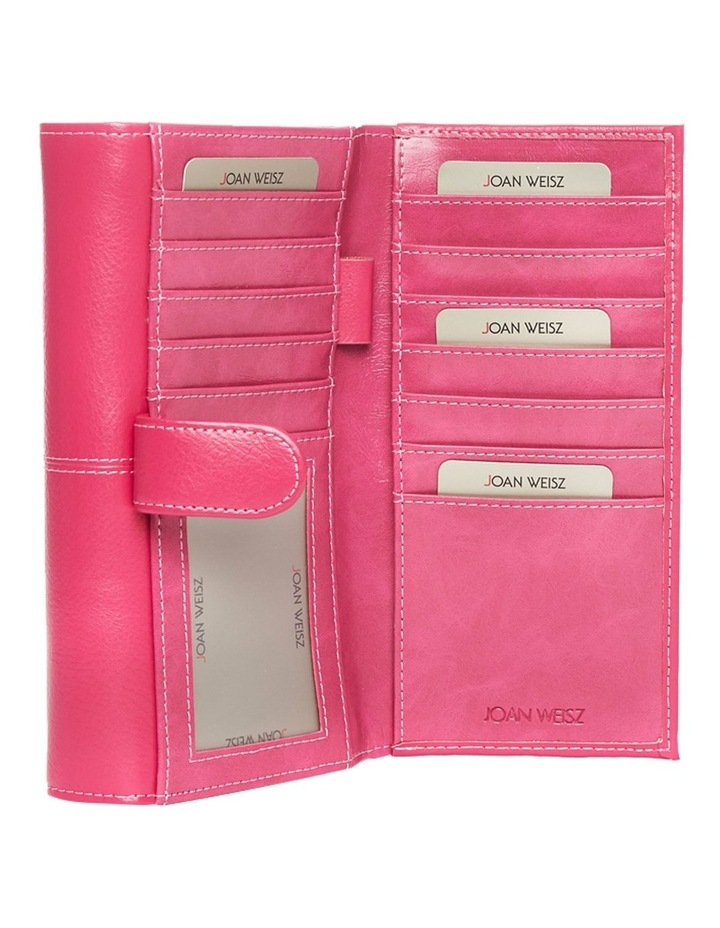 JWF044 Dakota Flap Over Wallet image 3