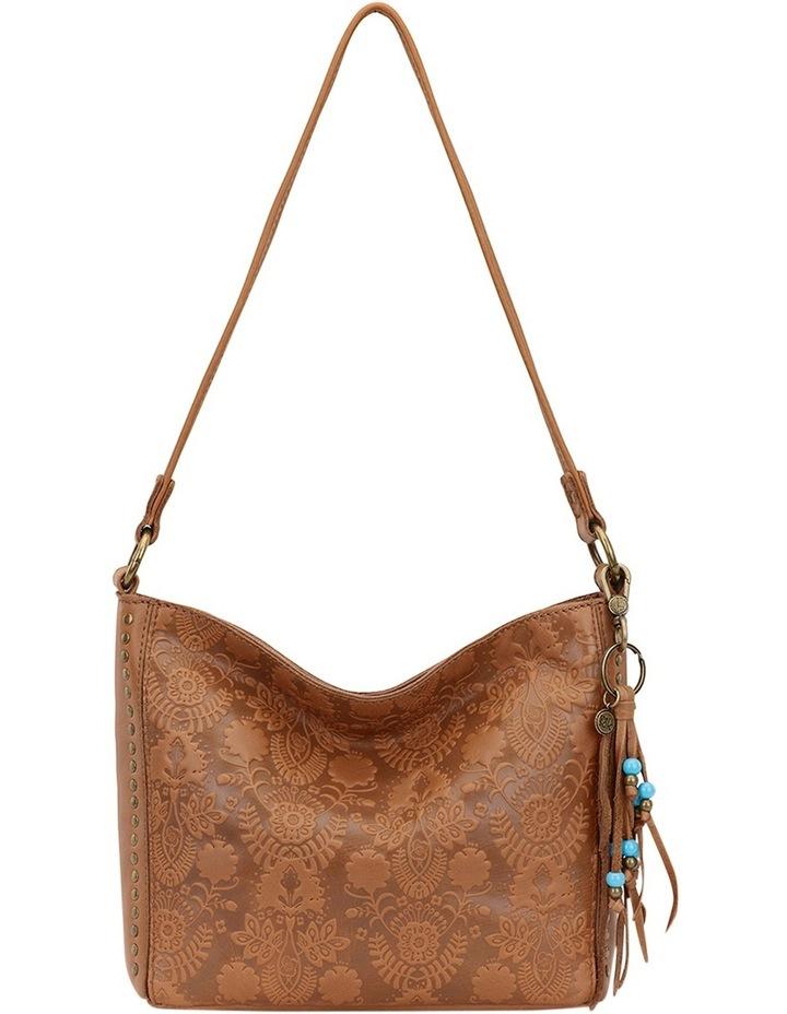 Indio Zip Top Hobo Bag image 1