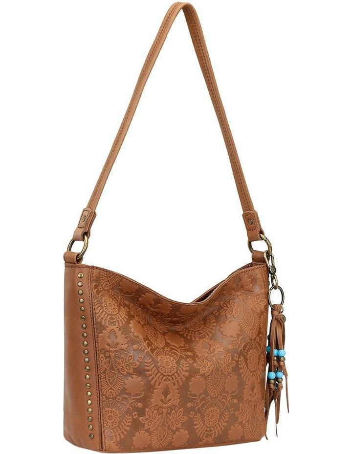 Indio Zip Top Hobo Bag image 2