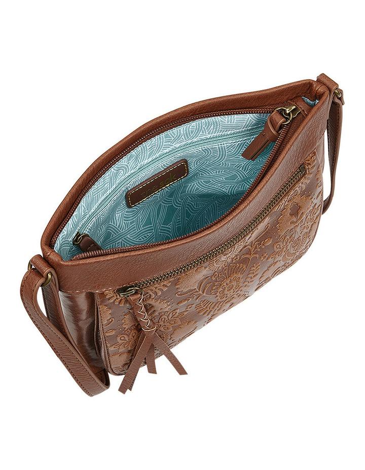 Sanibel Zip Top Crossbody Bag image 3