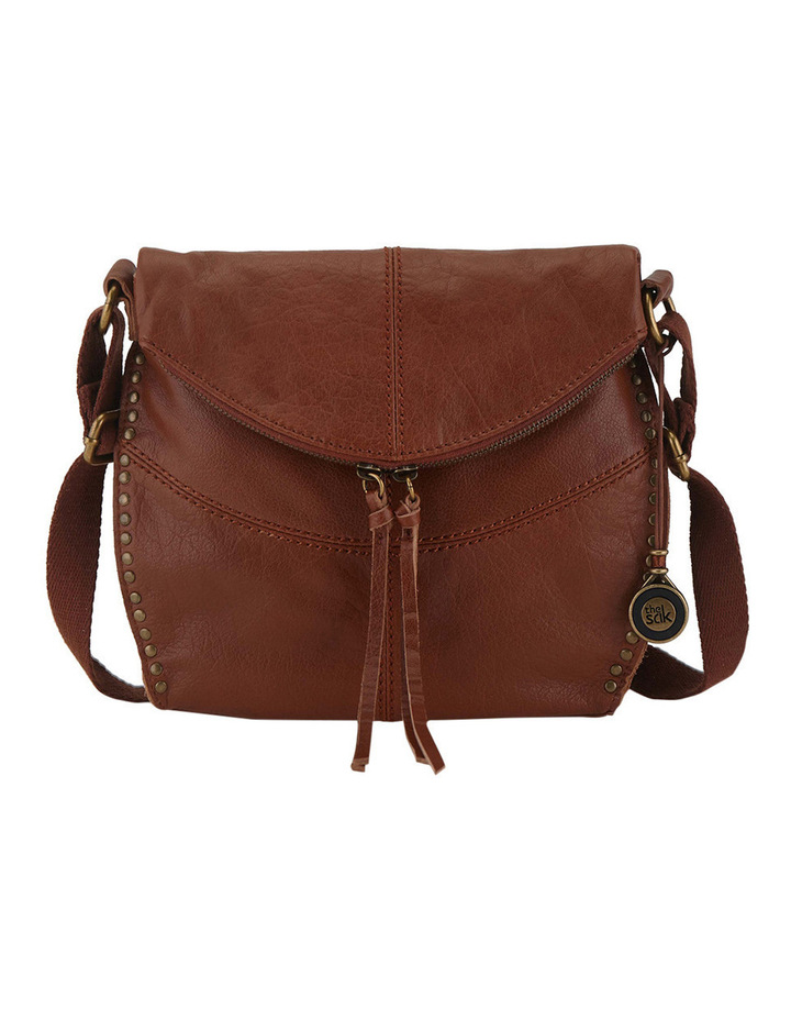 Silverlake Flap Over Crossbody Bag image 1