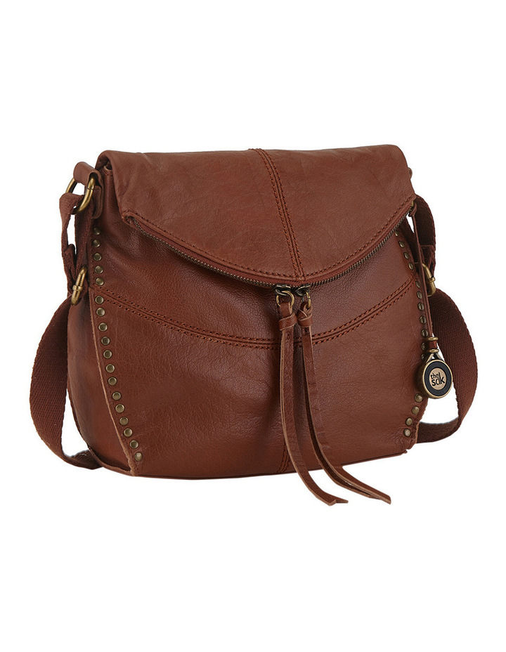 Silverlake Flap Over Crossbody Bag image 2