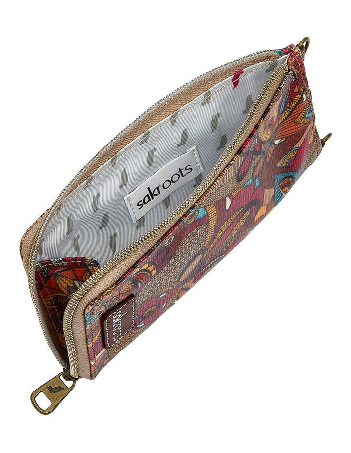Artist Circle Zip Top Smartphone Crossbody Bag image 3