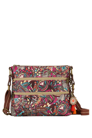 The Sak - Artist Circle Zip Top Crossbody Bag
