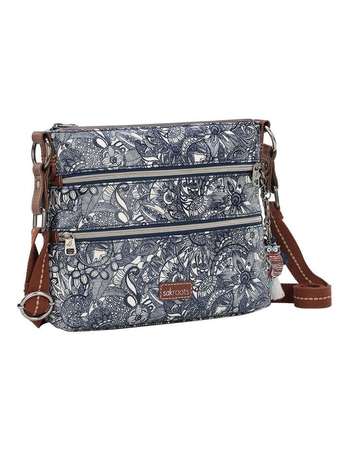 107214Navsd Artist Circle Zip Top Crossbody Bag image 2