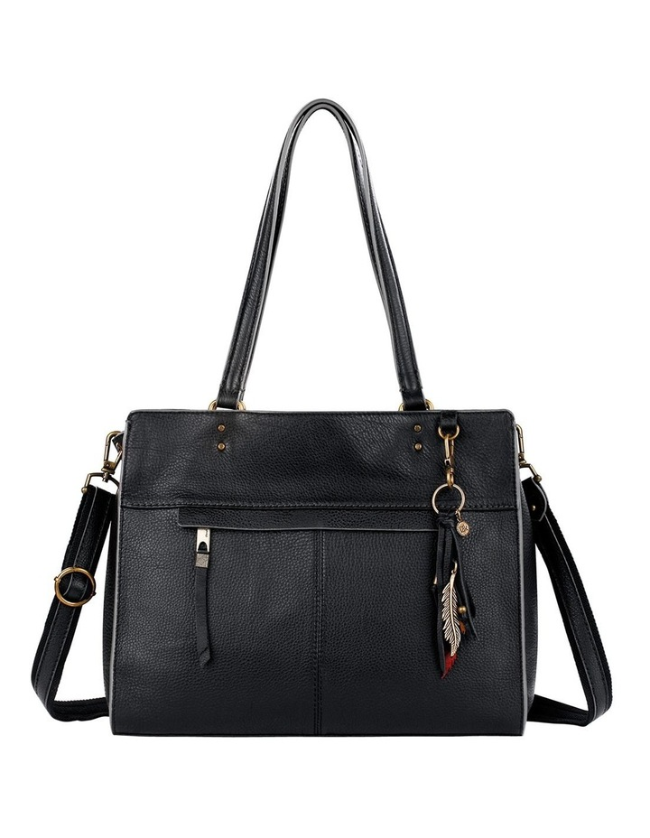 107830BLA Alameda Double Handle Tote Bag image 1