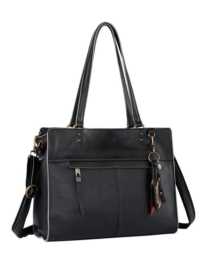 107830BLA Alameda Double Handle Tote Bag image 2