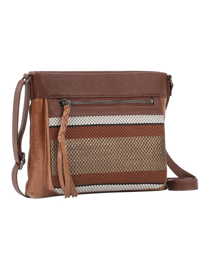 108232BROPEN Sanibel Zip Top Crossbody image 2