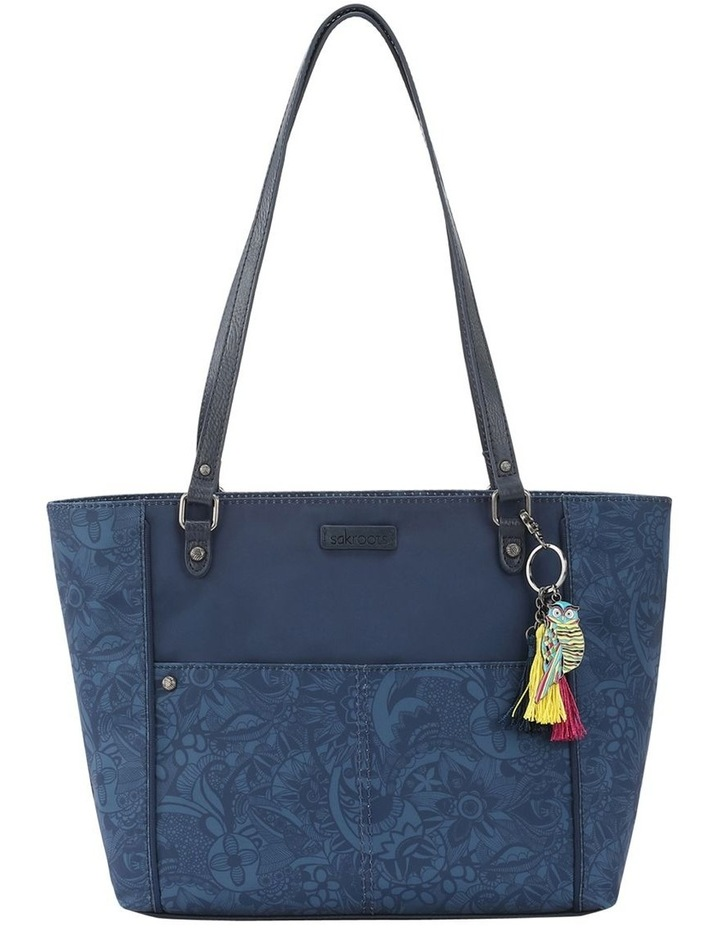 108779INDTONSD Artist Circle Double Handle Tote Bag image 1
