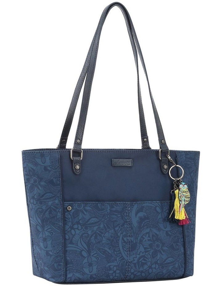 108779INDTONSD Artist Circle Double Handle Tote Bag image 2