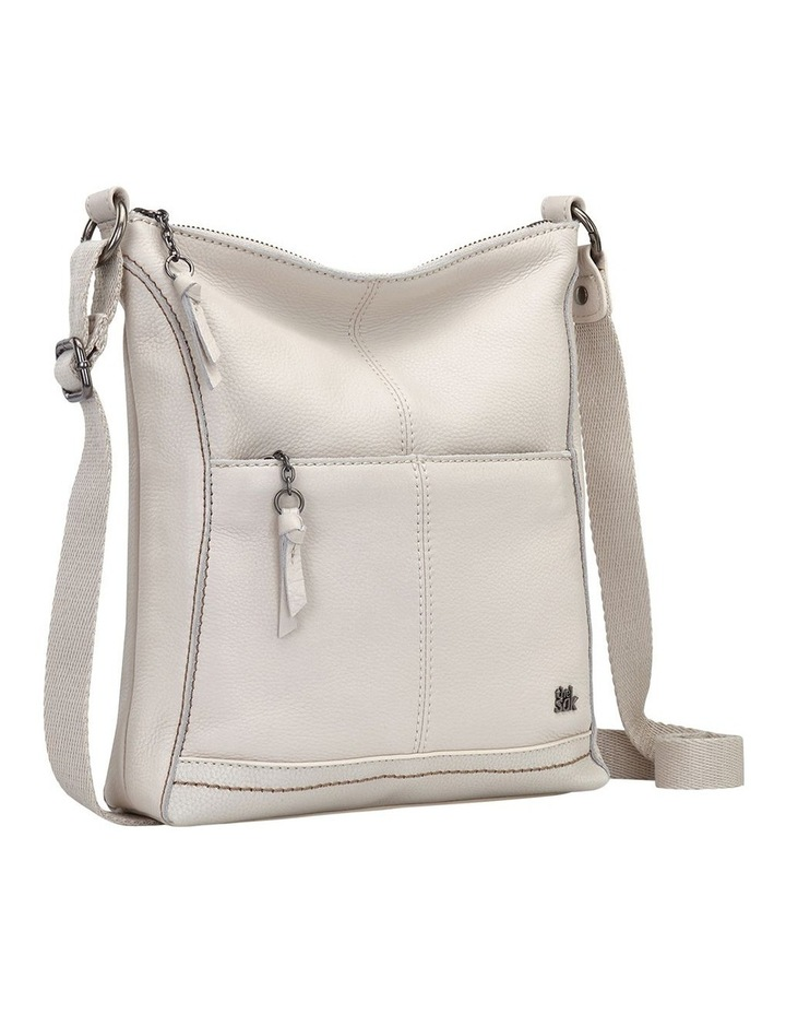 107528 Lucia Zip Top Crossbody Bag image 3