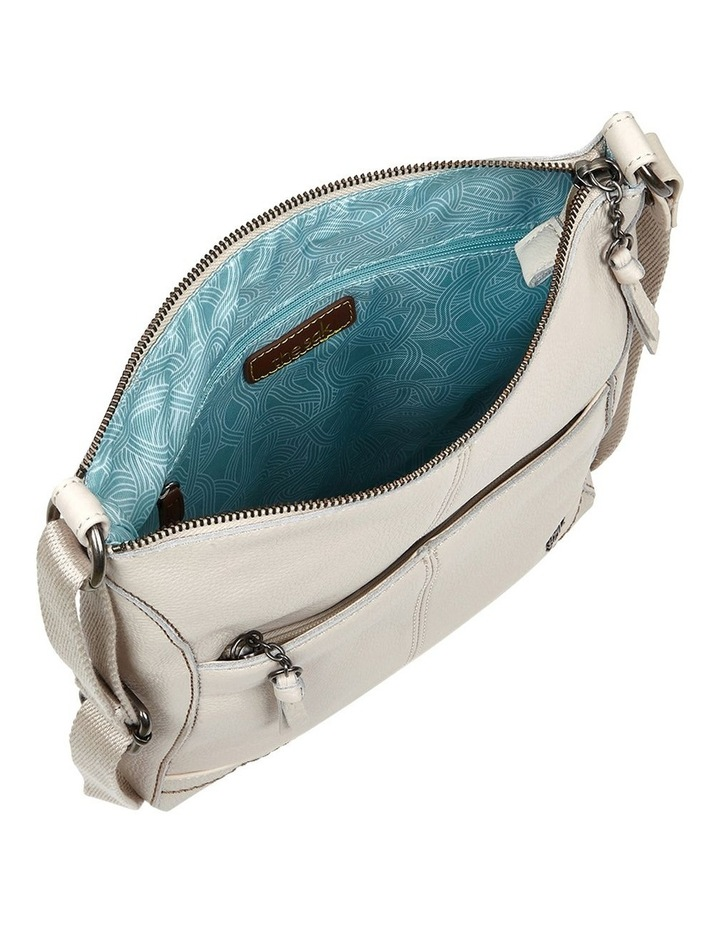 107528 Lucia Zip Top Crossbody Bag image 4