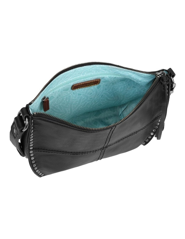 108278 Silverlake Zip Top Crossbody Bag image 3