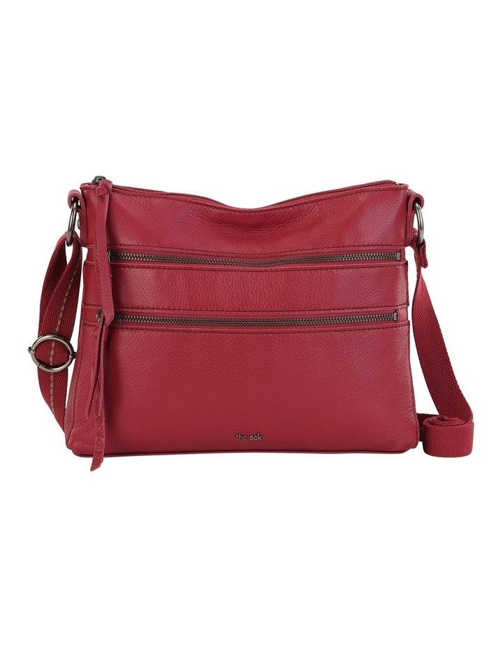 108378 Reseda Zip Top Crossbody Bag image 1