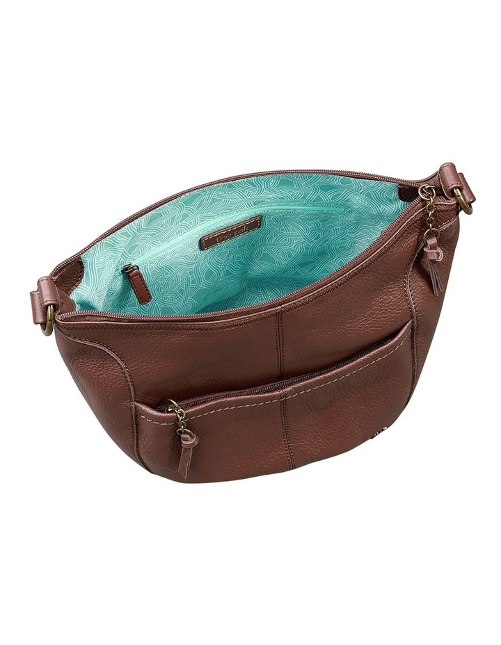 2104622 Iris Zip Top Hobo Bag image 3