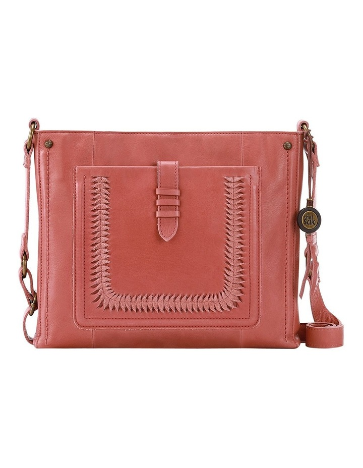 108821 Heritage Zip Top Crossbody Bag image 1
