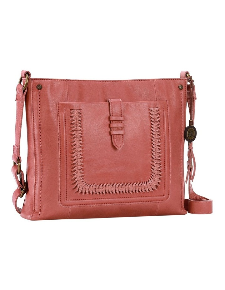 108821 Heritage Zip Top Crossbody Bag image 2