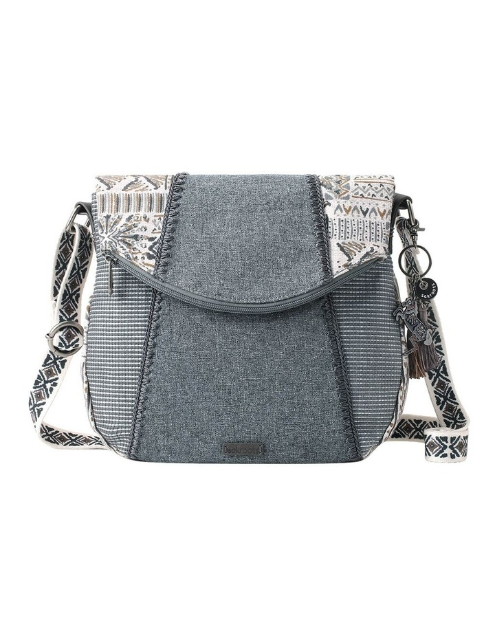 106495 Artist Circle Flap Over Crossbody image 1
