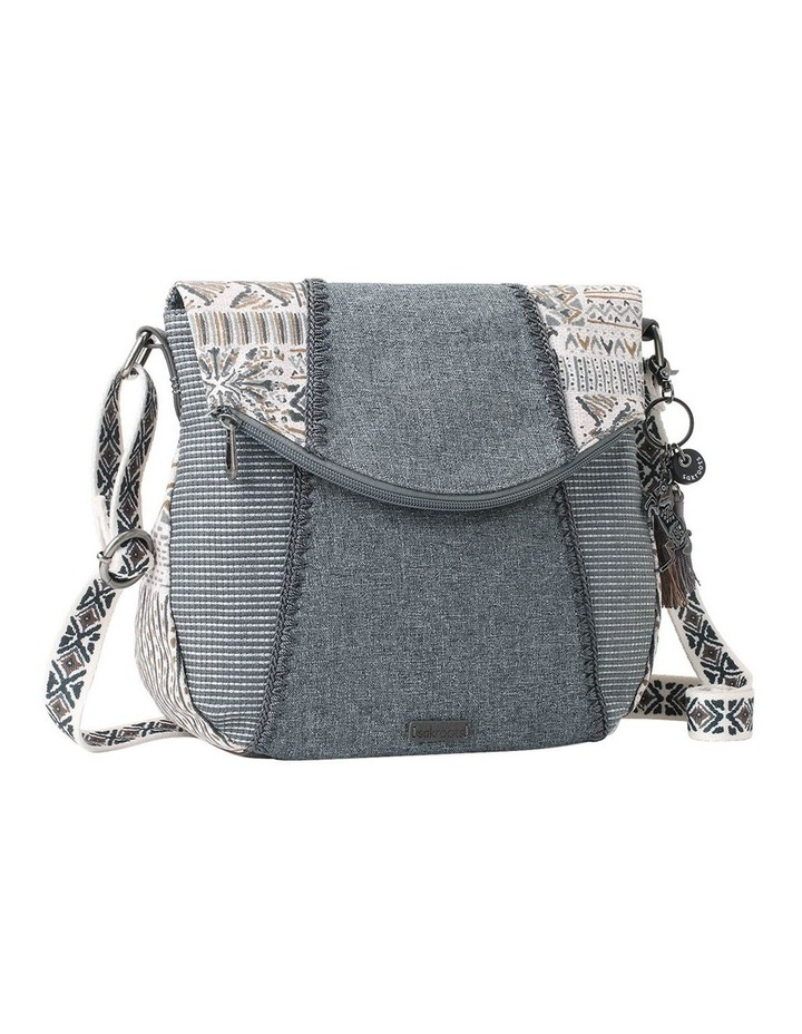 106495 Artist Circle Flap Over Crossbody image 2