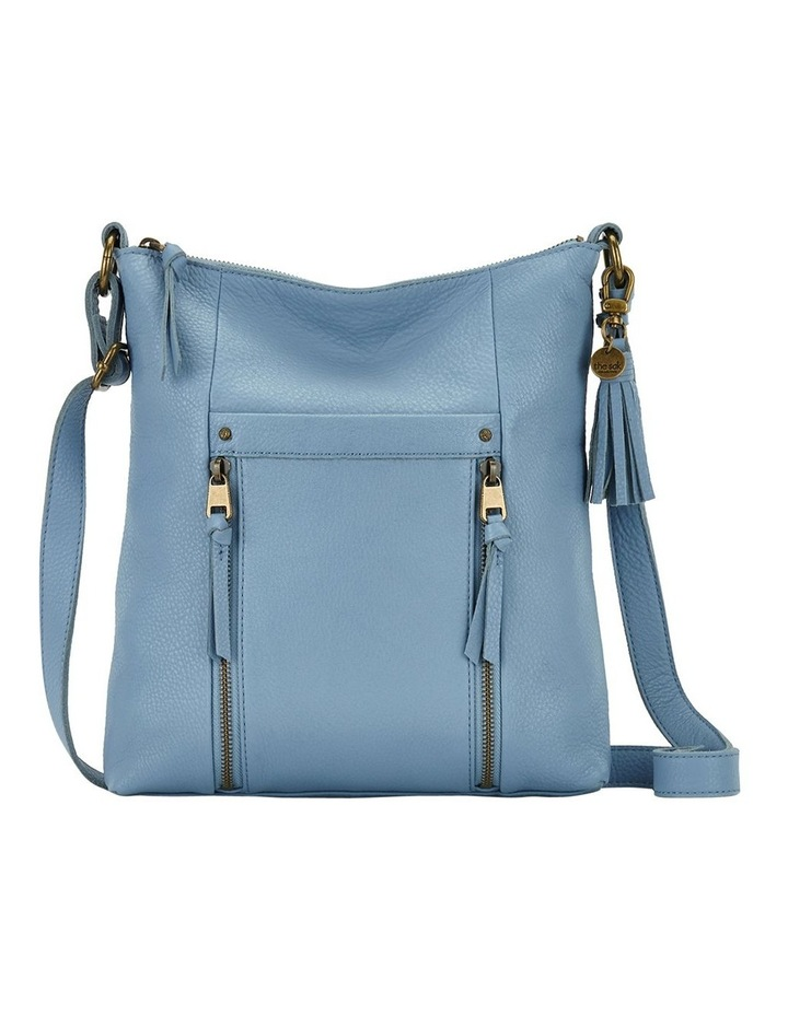 108111 Ladera Zip Top Crossbody Bag image 1