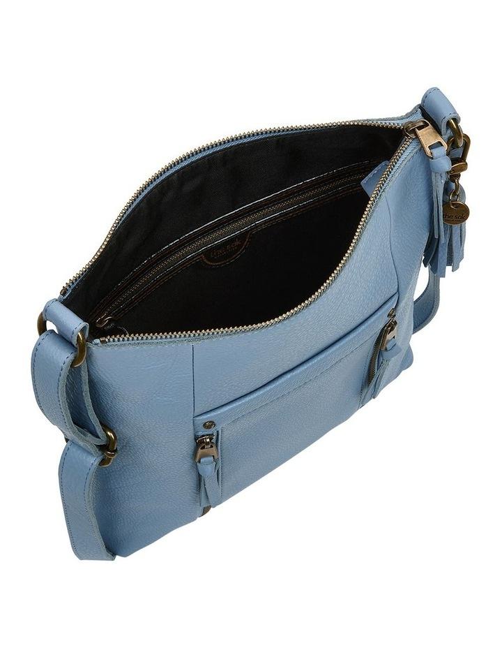 108111 Ladera Zip Top Crossbody Bag image 3