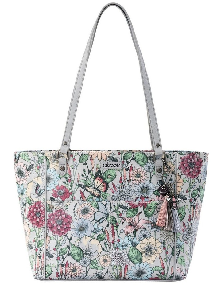 108339 Artist Circle Double Handle Tote Bag image 1
