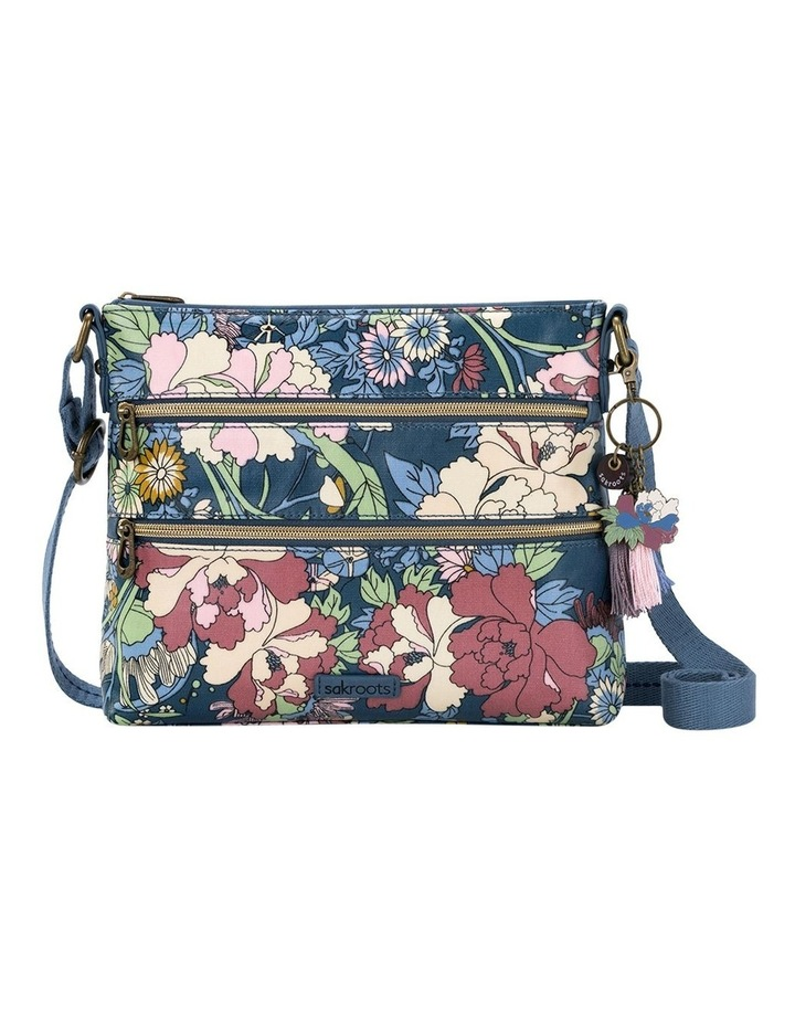 107214DENFLO Artist Circle Zip Top Crossbody Bag image 1