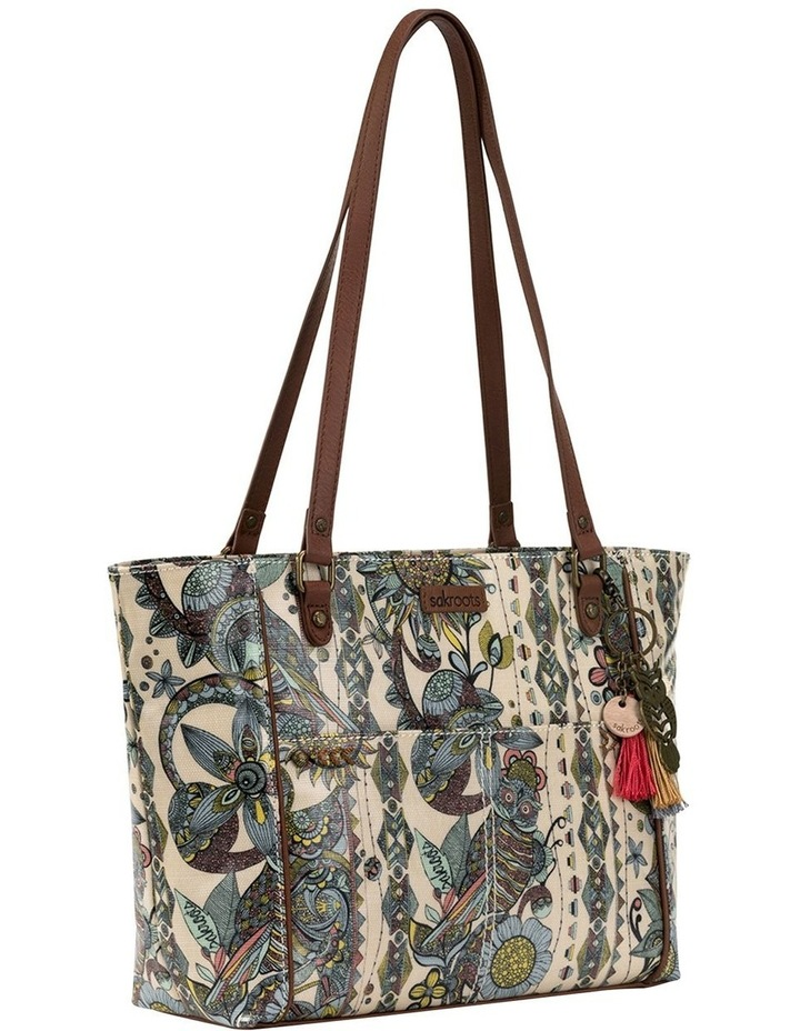 108339SUNSD Artist Circle Double Handle Tote Bag image 2