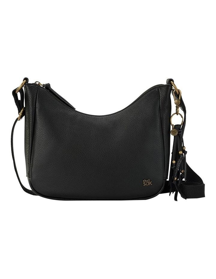 108958BLA Isabella Zip Top Crossbody Bag image 1