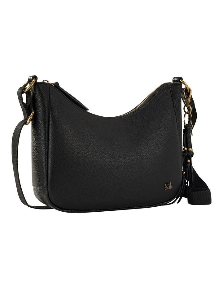 108958BLA Isabella Zip Top Crossbody Bag image 2
