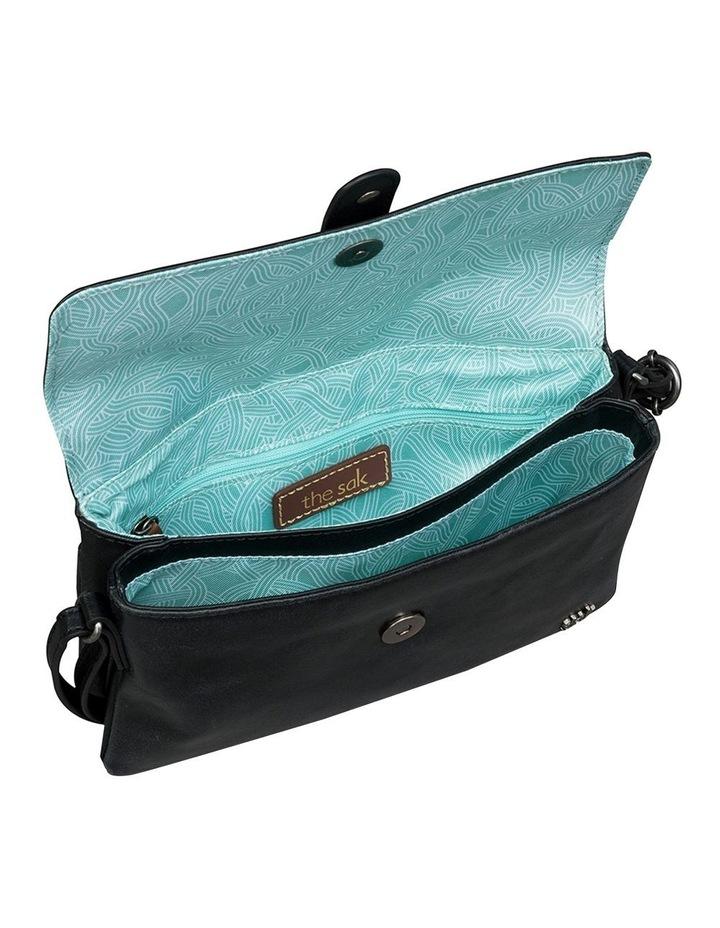 108933BLA Loma Flap Over Crossbody Bag image 3