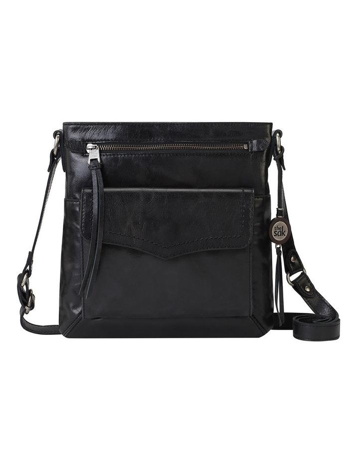 108842BLA Ventura Zip Top Crossbody Bag image 1