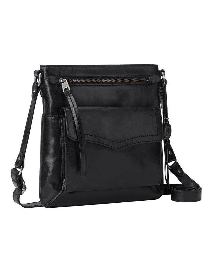 108842BLA Ventura Zip Top Crossbody Bag image 2