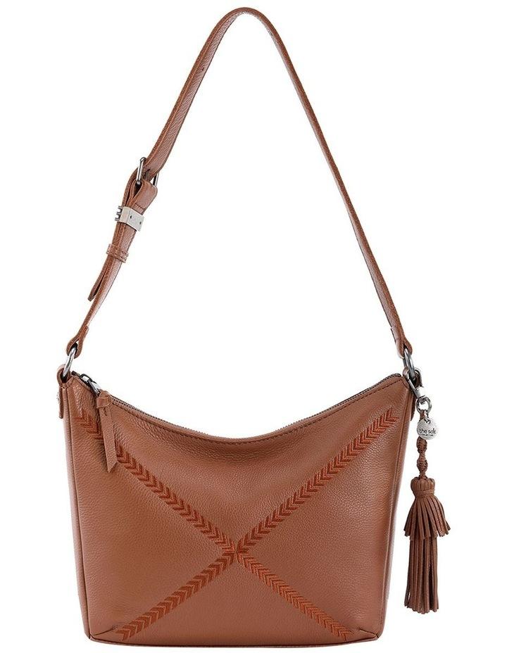 108676TOB Kyetra Zip Top Hobo Bag image 1