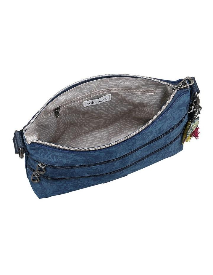1108778IND Artist Circle Zip Top Crossbody Bag image 3