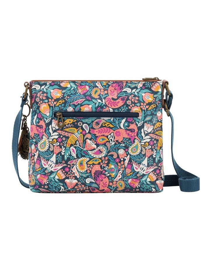 107214TEAEF Artist Circle Zip Top Crossbody Bag image 3