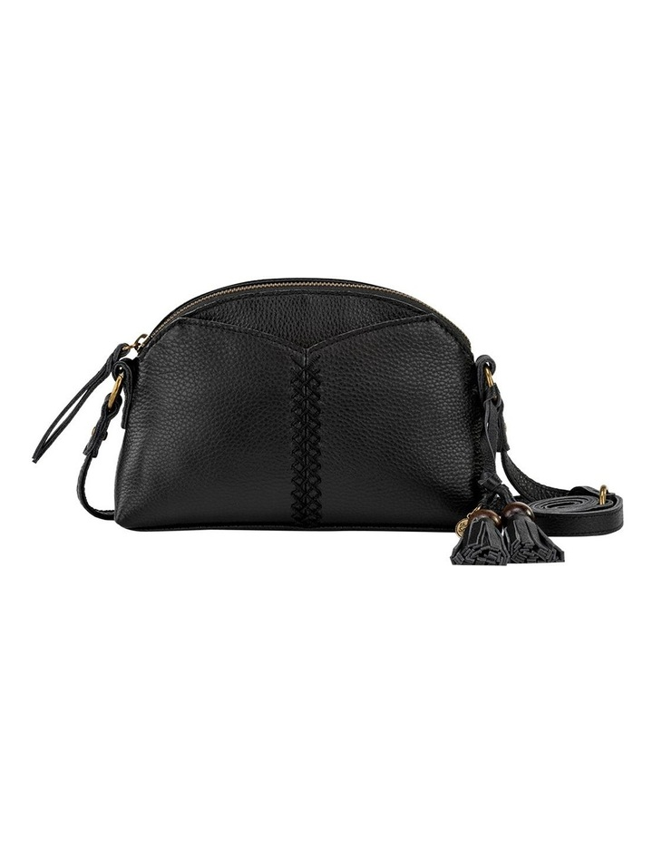 109006BLA Laurel Canyon Zip Top Crossbody Bag image 1