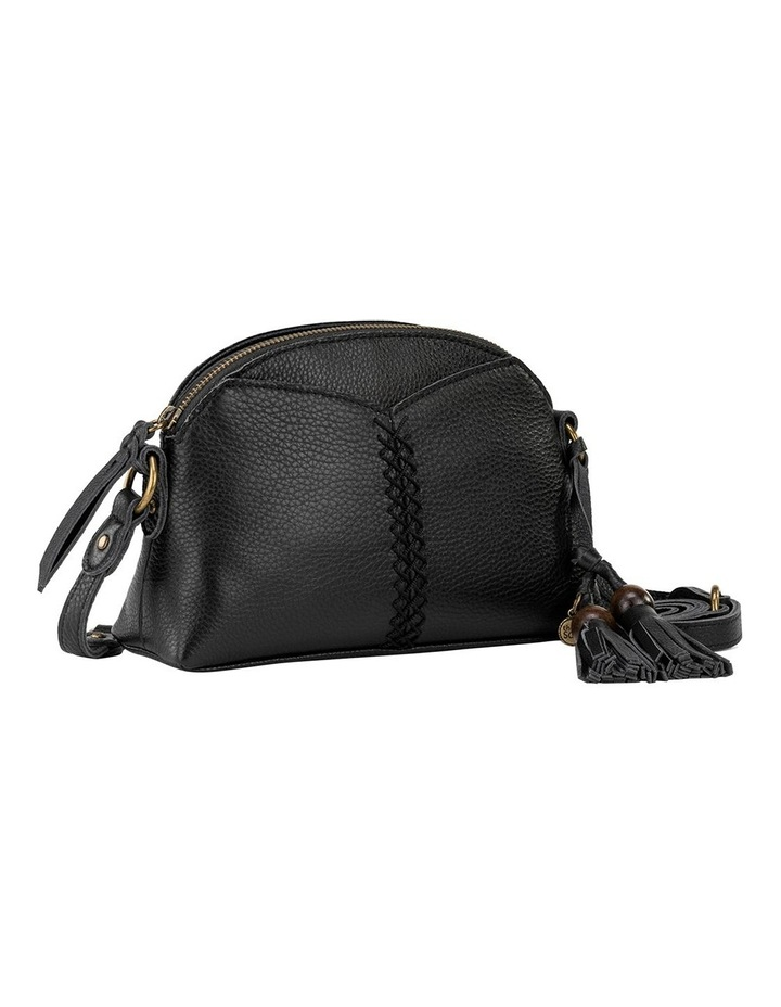 109006BLA Laurel Canyon Zip Top Crossbody Bag image 2