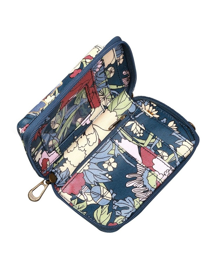 107182DENFLO Artist Circle Zip Around Wallet image 3