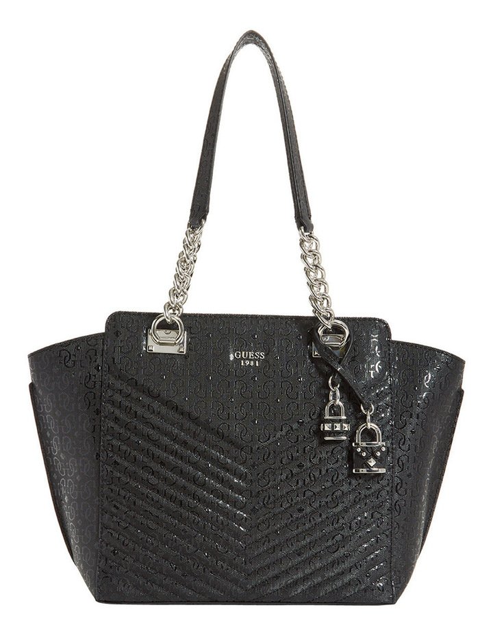 Guess | Halley Chain Tote Bag | MYER