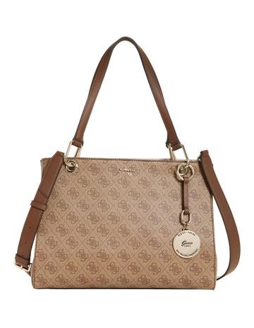 46d310febd62 GuessJacqui Double Handle Shoulder Bag. Guess Jacqui Double Handle Shoulder  Bag. price